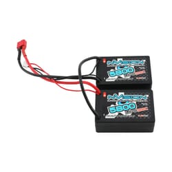 Lipo Saddle Factory Pro 5800 100C 7.4V