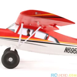 Maule M-7 1.5m BNF Basic with AS3X and SAFE