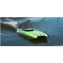 Lancha Veles 29-inch Catamaran RTR