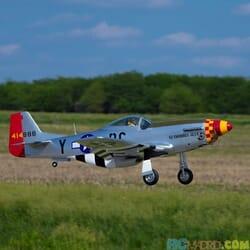 Hangar 9 P-51 Mustang ARF 60cc