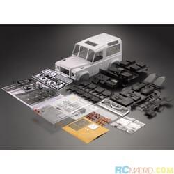 Carroceria dura Land Rover D90 1/10