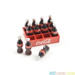 Caja de Coca Cola escala 1/10