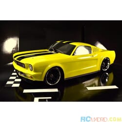 Ford Mustang Fastback 1:10 Classic Sin pintar