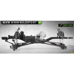 Axial SCX10 II™ Raw Builders Kit