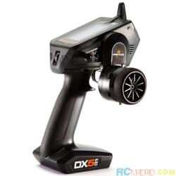 Spektrum DX5R Pro + SR2100