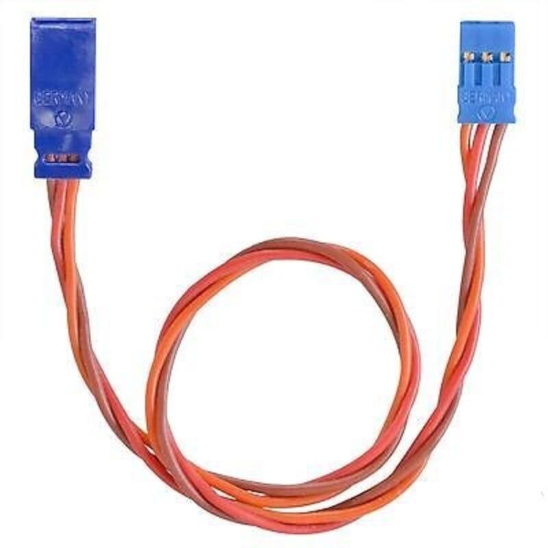 Alargador JR con cable de silicona 50cmt