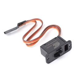 Interruptor con toma de carga externa