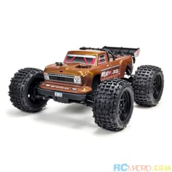 1/10 OUTCAST 4x4 4S BLX Brushless Truggy RTR, Bronce