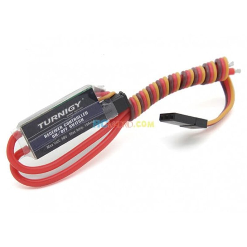 Interruptor electrónico 30V/10A
