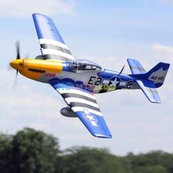 P-51D Mustang 1.5m PNP