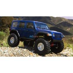 Axial KIT SCX10 III Jeep JLU Wrangler con Portales 4WD