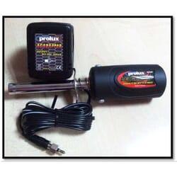 Chispometro Led 2600 mAh con cargador 220 V