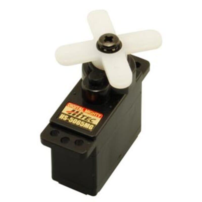 Servo micro HS-5065MG Hi torque (2.23Kgr / 0.11sec)
