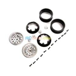 1.9 KMC Machete Beadlock Wheels, Satin (2)