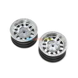 1.9 KMC Machete Wheel - Satin Silver (2pcs)