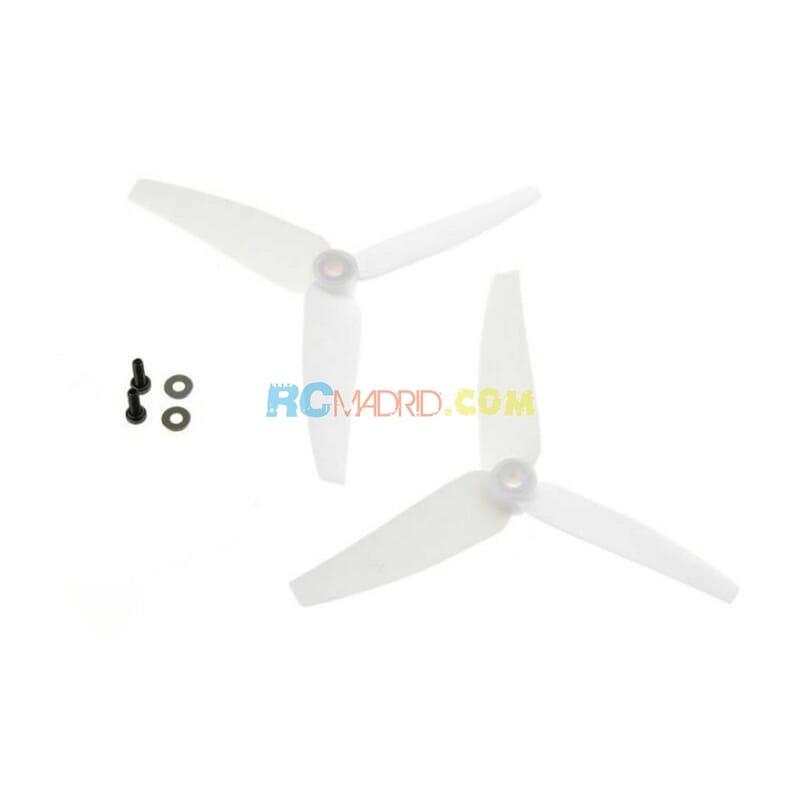 Tail Rotor White (2) 230 S V2