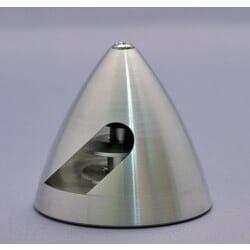 Cono Aluminio Helice fija 30mm di᭥tro / eje 3mm