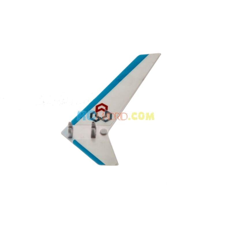 Vertical tail fin Nano S2