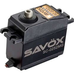 Servo Digital Savox SC0252MG  (10Kg / 0.19ms)