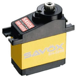 Servo Savox SH0255MG (3.9Kgr / 0.13sec)