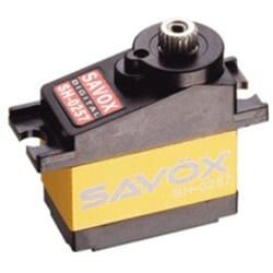Servo Savox SH0257MG (2.2Kgr / 0.09sec)