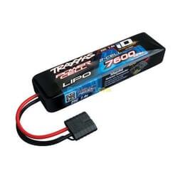 Power Cell LiPo 7600mAh 7.4V 2S 25C  Summit E-Revo Slas ID TRX2869X