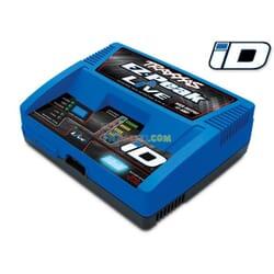Charger EZ-Peak Live charger LiPo/NiMHwith iD Auto Bat EU