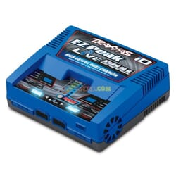 Charger EZ-Peak Live Duo charger 200W nimh/LiPo with iD Auto Bat EU