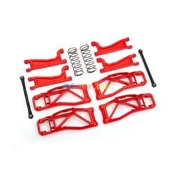 Suspension kit WideMaxx red