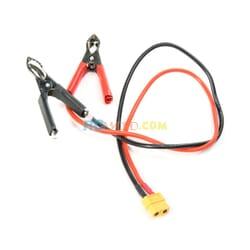 Cable Alim. CC Cocodrilo a XT60 Hembra (DYNC2040 2050)