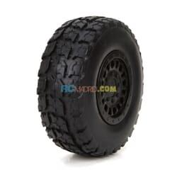 FF/RR Premount Tire 1/18 4WD Torment (2)