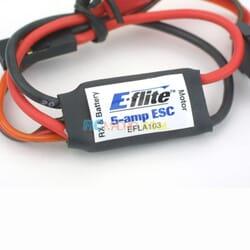 5-Amp Micro Brushed ESC