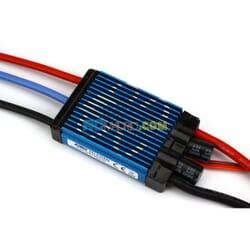 80-Amp Pro Switch-Mode BEC Brushless ESC EC5 (V2)