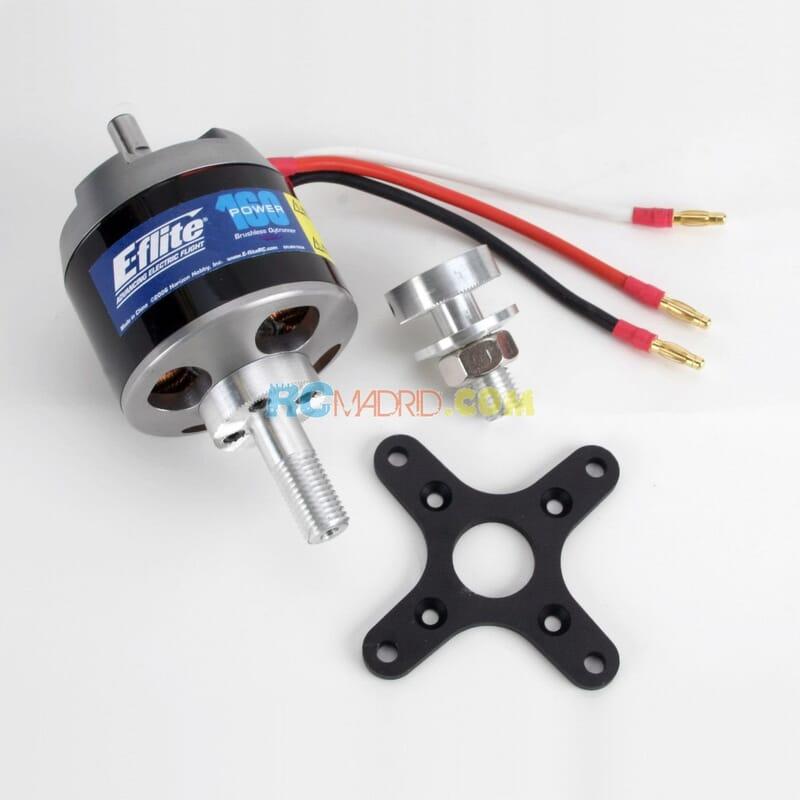 Motor Power 160 Brushless Outrunner Motor 245Kv