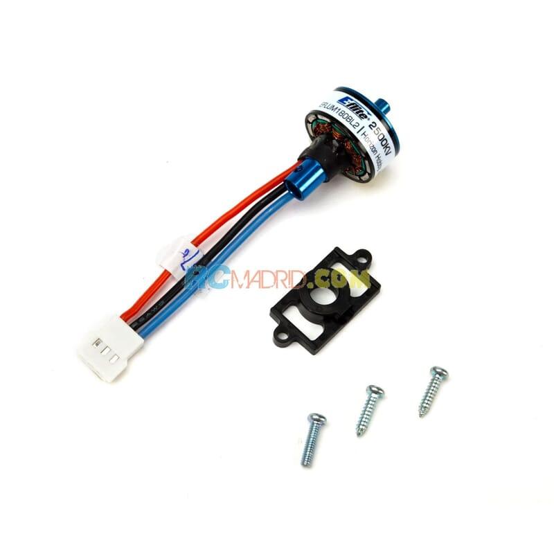 Motor BL180 Brushless Outruner 2500kv