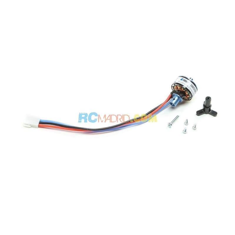 Motor BL180 3600kV BL Outrunner 100 mm cable