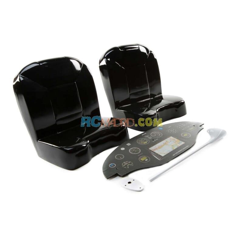 Scale Parts  Carbon Cub FX-3 100-200cc