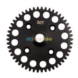 Center Diff 50T Spur Gear  Lightweight  8B/8T