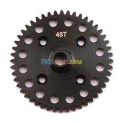 Center Diff 48T Spur Gear  Lightweight  8B/8T