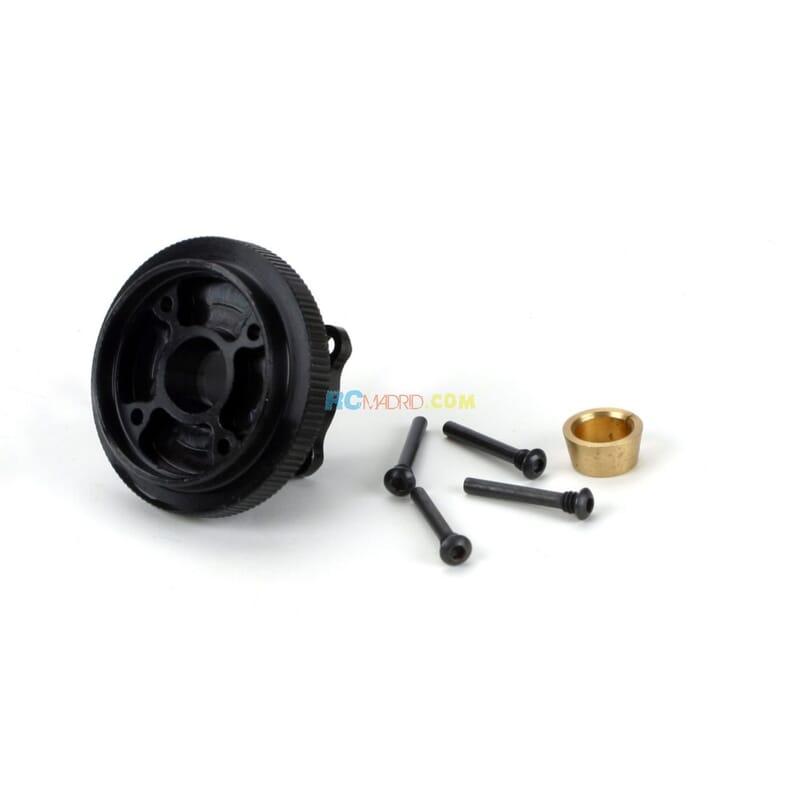 Flywheel & Collet  Steel  4 Shoe  8B  8T