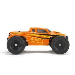 Coche 1/18 Ruckus Naranja 4WD Monster Truck RTR