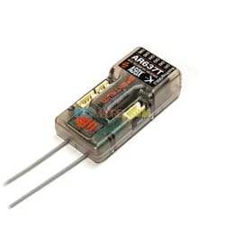 AR637T 6 Channel SAFE and AS3X Telemetry Receiver