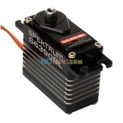 S6390BL Ultra Torque High Speed Brushless HV Servo