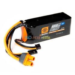 4000mAh 2S 7.4V Smart LiPo Receptor bateria  IC3