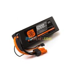 5000mah 2S 7.4V Smart LiPo 30C caja dura  IC5