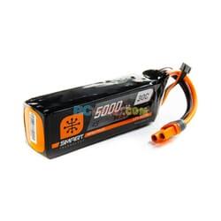 5000mAh 4S 14.8V Smart LiPo 30C  IC5