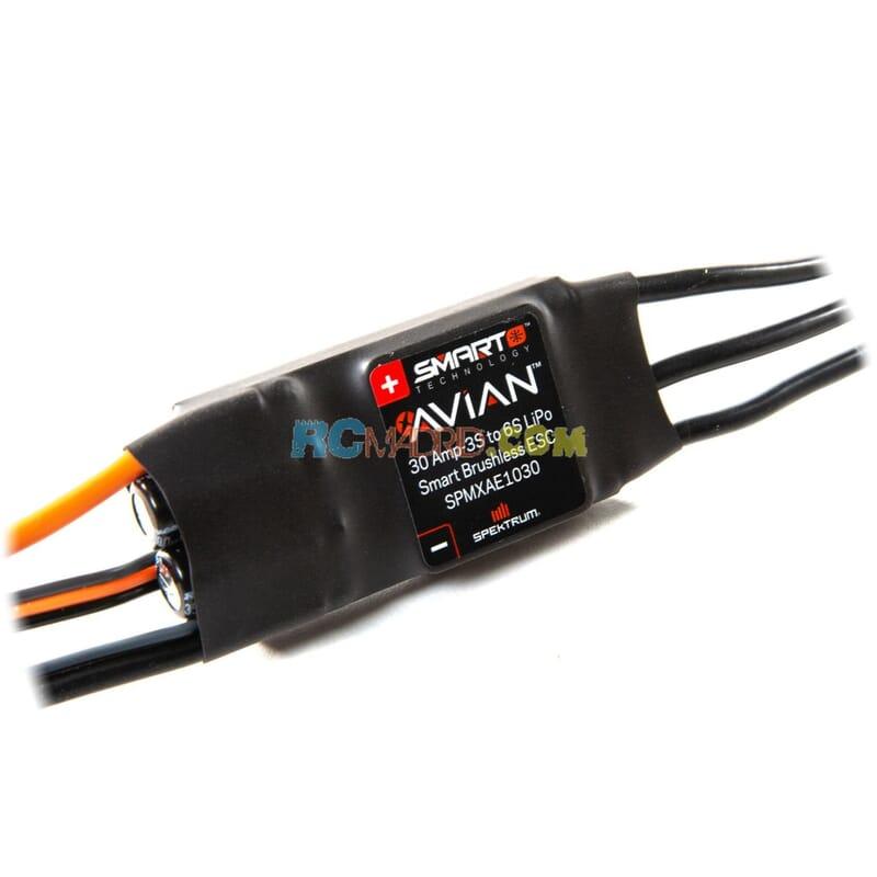 Avian 30 Amp Brushless Smart ESC 3S-6S