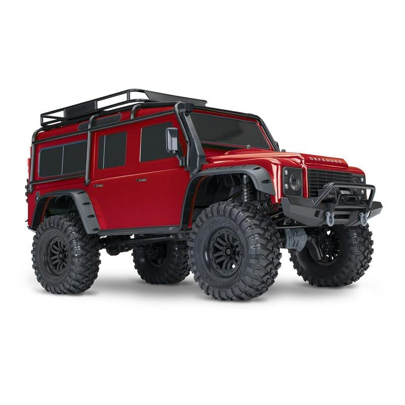 Traxxas TRX4 Land Rover Defender Crawler RTR