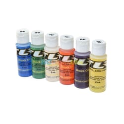 Shock Oil 6Pk, 20,25,30,35,40,45, 2oz
