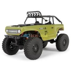 SCX24 Deadbolt 1/24th Scale Elec 4WD - RTR  Green